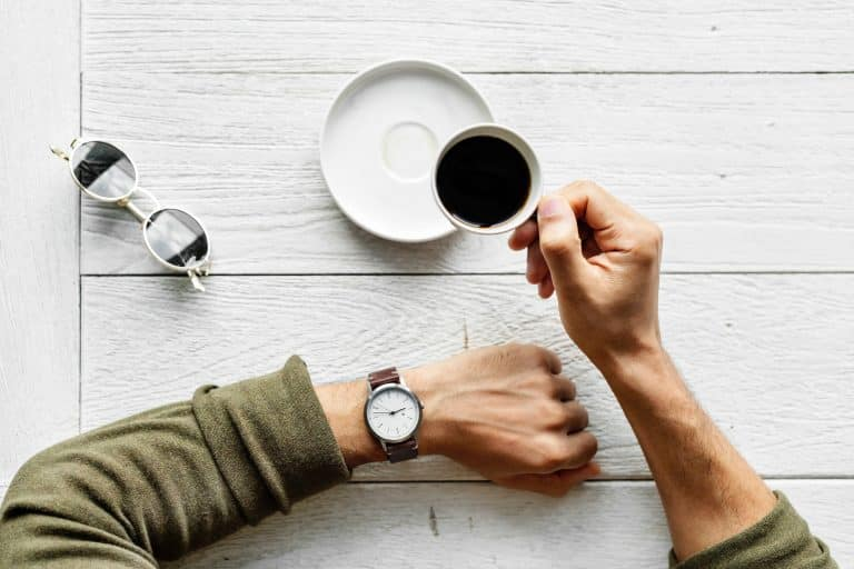 take a coffee break to help you increase your productivity